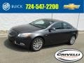 Granite Gray Metallic 2011 Buick Regal CXL