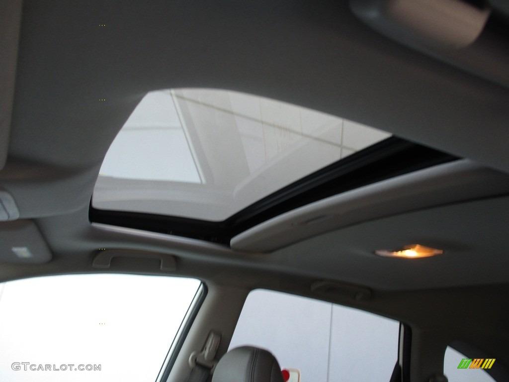 2008 CR-V EX-L 4WD - Taffeta White / Gray photo #13