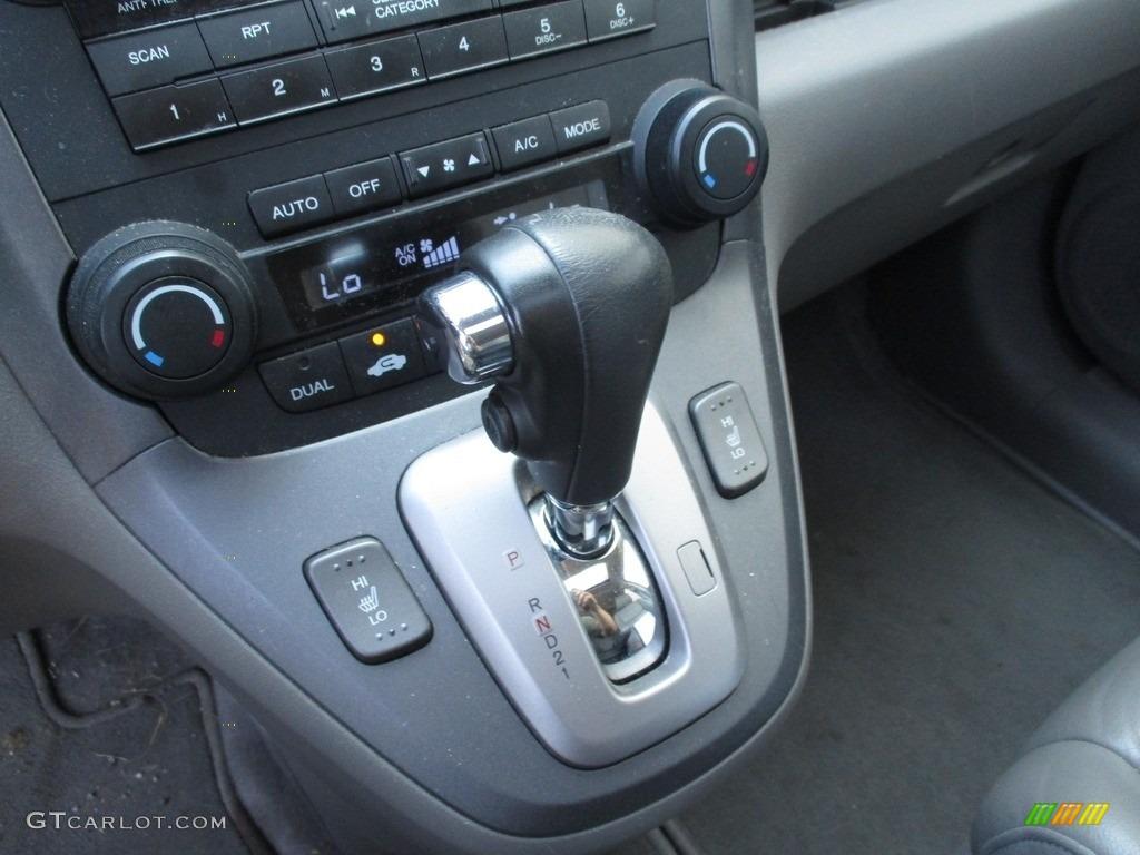 2008 CR-V EX-L 4WD - Taffeta White / Gray photo #15