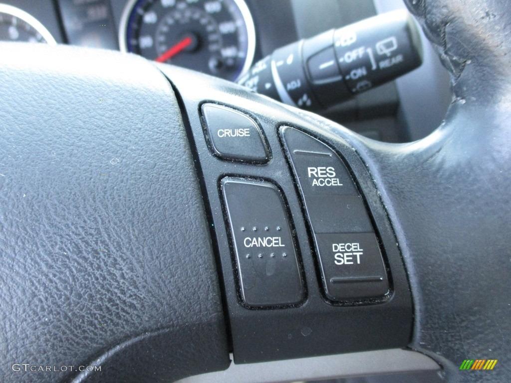 2008 CR-V EX-L 4WD - Taffeta White / Gray photo #17