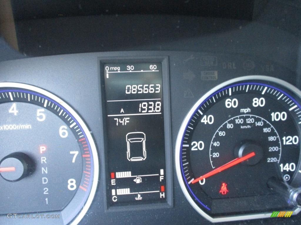 2008 CR-V EX-L 4WD - Taffeta White / Gray photo #20