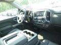 2018 Black Chevrolet Silverado 1500 LTZ Crew Cab 4x4  photo #10
