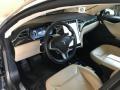 2016 Model S 90D Tan Interior
