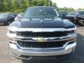 Black - Silverado 1500 LT Double Cab 4x4 Photo No. 8