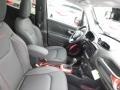 2018 Black Jeep Renegade Trailhawk 4x4  photo #10
