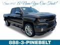 2018 Havana Metallic Chevrolet Silverado 1500 LTZ Double Cab 4x4  photo #1