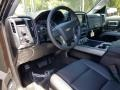2018 Havana Metallic Chevrolet Silverado 1500 LTZ Double Cab 4x4  photo #7