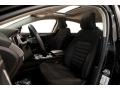 2017 Shadow Black Ford Fusion Hybrid SE  photo #5