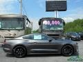2018 Magnetic Ford Mustang EcoBoost Fastback  photo #6