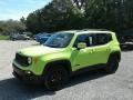Hypergreen 2018 Jeep Renegade Altitude