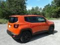 2018 Omaha Orange Jeep Renegade Altitude  photo #5