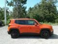 2018 Omaha Orange Jeep Renegade Altitude  photo #6