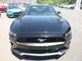 2018 Shadow Black Ford Mustang EcoBoost Fastback  photo #4