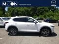 Snowflake White Pearl Mica - CX-5 Grand Touring AWD Photo No. 1