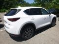 Snowflake White Pearl Mica - CX-5 Grand Touring AWD Photo No. 2