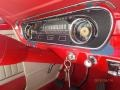 1964 Ford Mustang White Interior Gauges Photo
