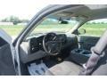 Summit White - Silverado 1500 Work Truck Extended Cab 4x4 Photo No. 10