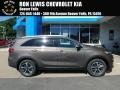 Dragon Brown 2019 Kia Sorento EX V6 AWD