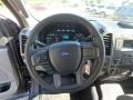 Earth Gray Steering Wheel Photo for 2018 Ford F350 Super Duty #127760729