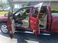 2013 Deep Ruby Metallic Chevrolet Silverado 1500 LTZ Crew Cab 4x4  photo #16