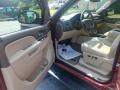 2013 Deep Ruby Metallic Chevrolet Silverado 1500 LTZ Crew Cab 4x4  photo #17