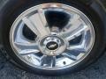 2013 Deep Ruby Metallic Chevrolet Silverado 1500 LTZ Crew Cab 4x4  photo #52