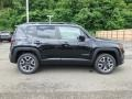 2018 Black Jeep Renegade Latitude 4x4  photo #6