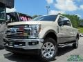White Gold 2018 Ford F250 Super Duty Gallery
