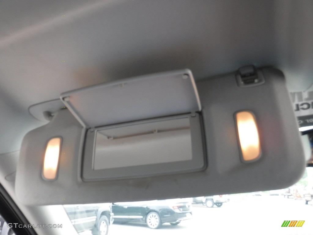 2012 Silverado 1500 LT Crew Cab 4x4 - Mocha Steel Metallic / Ebony photo #25