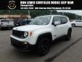 2018 Alpine White Jeep Renegade Latitude 4x4  photo #1