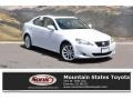 Starfire White Pearl 2008 Lexus IS 250 AWD