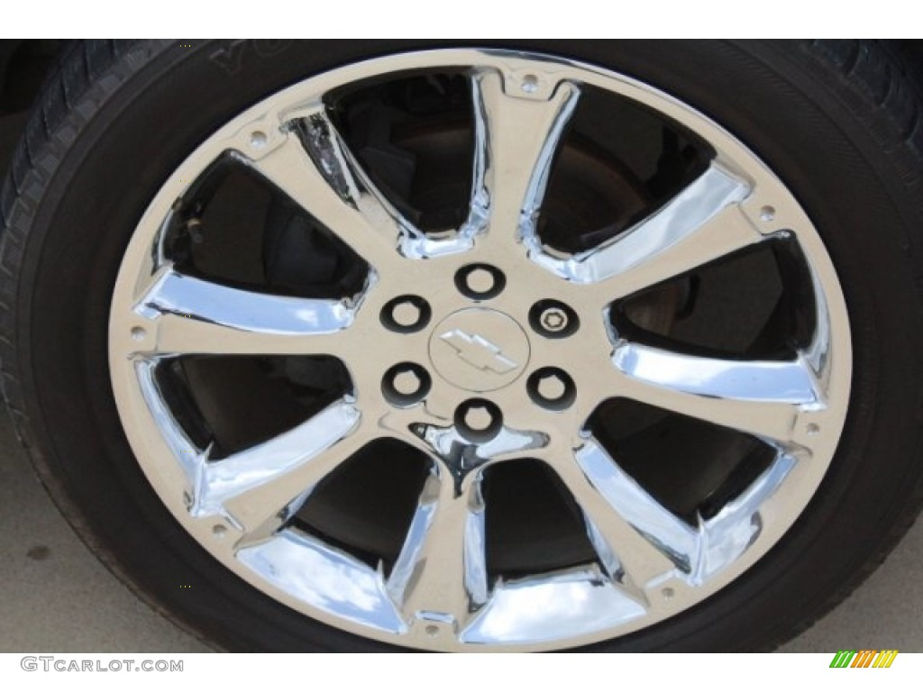 2013 Silverado 1500 LT Extended Cab 4x4 - Deep Ruby Metallic / Ebony photo #10