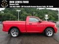 2012 Flame Red Dodge Ram 1500 ST Regular Cab 4x4  photo #1