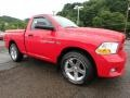 2012 Flame Red Dodge Ram 1500 ST Regular Cab 4x4  photo #12