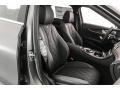 2018 E 400 4Matic Sedan designo Black/Titanium Grey Interior