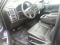 2018 Graphite Metallic Chevrolet Silverado 1500 LT Crew Cab 4x4  photo #4