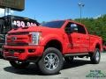 Race Red 2018 Ford F250 Super Duty Gallery