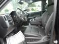2018 Black Chevrolet Silverado 1500 LTZ Crew Cab 4x4  photo #16