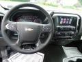 2018 Black Chevrolet Silverado 1500 LTZ Crew Cab 4x4  photo #20