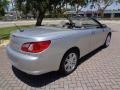 2008 Bright Silver Metallic Chrysler Sebring Limited Convertible #127906573