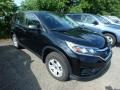 2015 Crystal Black Pearl Honda CR-V LX AWD  photo #4