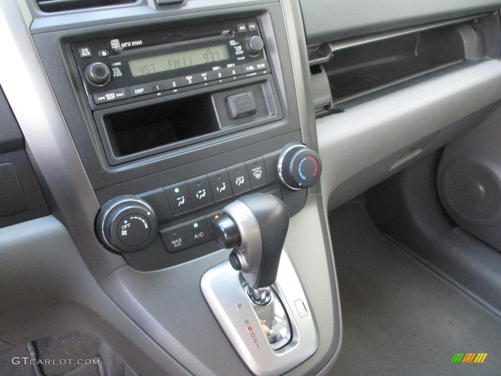 2010 CR-V LX AWD - Royal Blue Pearl / Gray photo #13