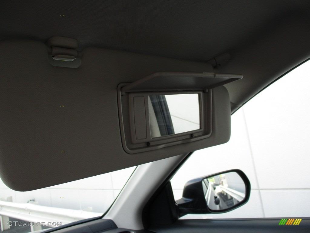 2010 CR-V LX AWD - Royal Blue Pearl / Gray photo #17