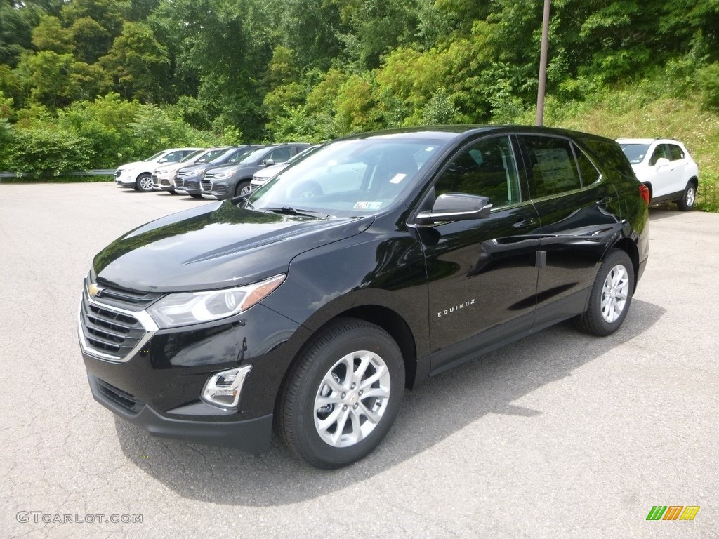 2019 Mosaic Black Metallic Chevrolet Equinox LT AWD