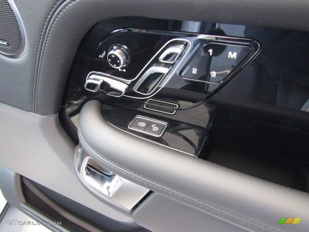 2018 Range Rover Supercharged - Yulong White Metallic / Ebony photo #22