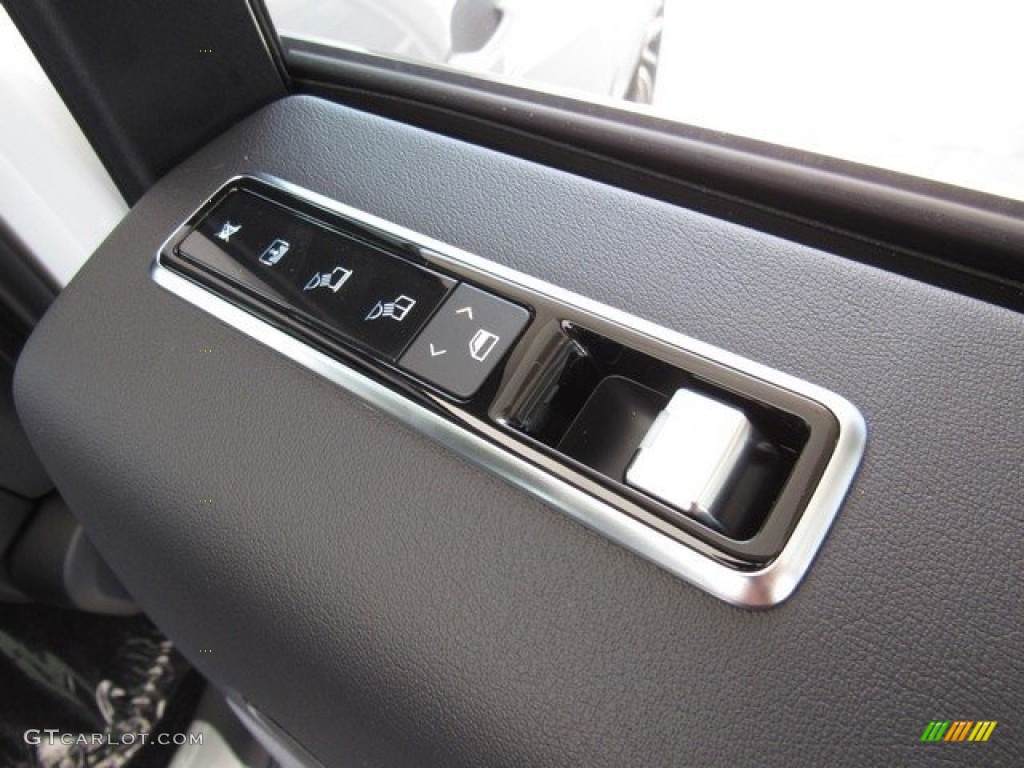 2018 Range Rover Supercharged - Yulong White Metallic / Ebony photo #25