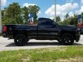 2018 Black Chevrolet Silverado 1500 WT Regular Cab  photo #6