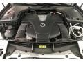 2018 E 400 4Matic Sedan 3.0 Liter Turbocharged DOHC 24-Valve VVT V6 Engine