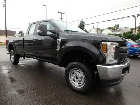 2018 Ford F350 Super Duty XL SuperCab 4x4 Data, Info and Specs