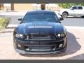 2014 Black Ford Mustang Shelby GT500 SVT Performance Package Coupe  photo #7